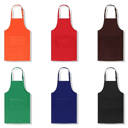 K00009 Single Strap Apron with Buckle