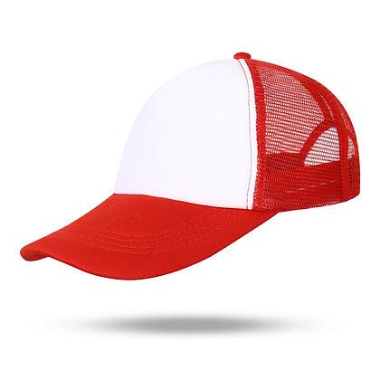 H00008 Mesh Baseball Cap (Kids Size Available)