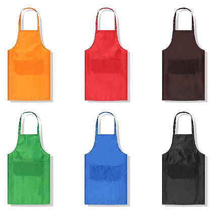 K00010 Single Strap Poly Apron