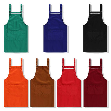 K00006 Triple Pocket Apron