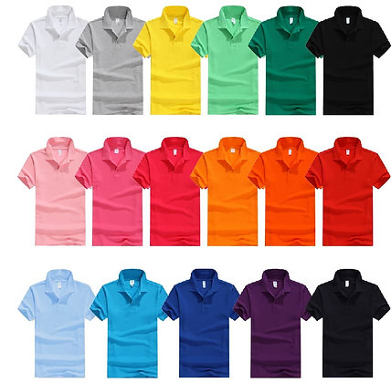 G00055 230g 100% Cotton Short Sleeves Polo