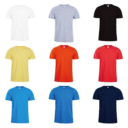 G00303 170C 100% Cotton T Shirt