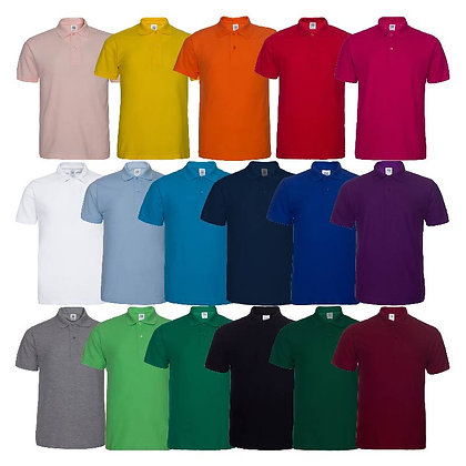G00051 T/C  Short Sleeves Polo (for event)