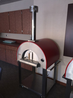 Nicaragua Pizza Oven