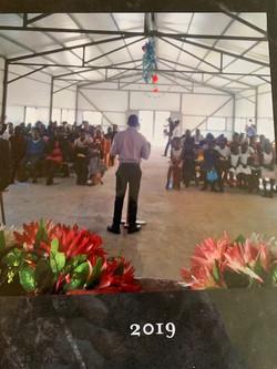 Haiti_First Service in New Church