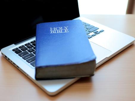 Reprise des cultes en ligne