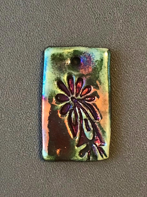 Floral Rectangle 2