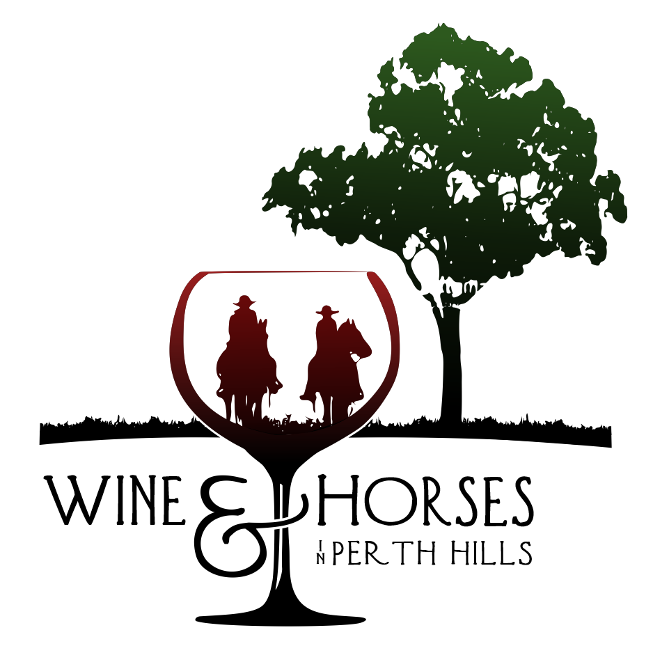 Wine & Horses in Perth Hills