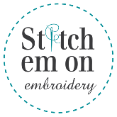 Stitch em on