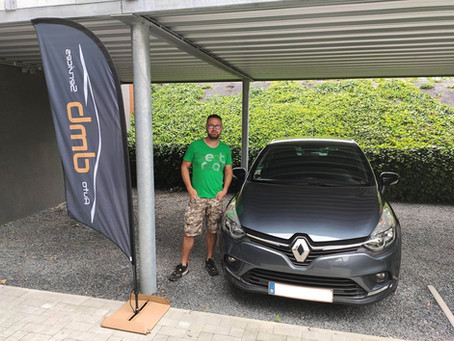 Renault Clio 0.9 Energy Limited VENDU!