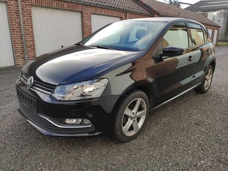 Volkswagen Polo 1.4 TDI Comfortline VENDU!