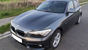 BMW 118i SportLine VENDU!