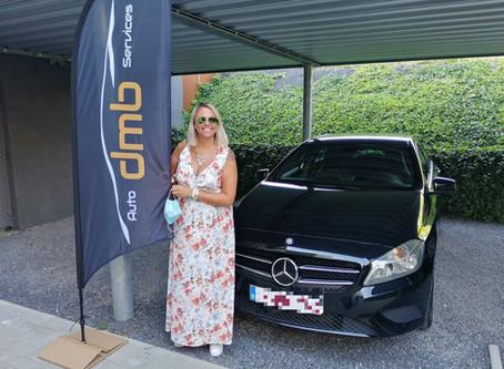 Mercedes Classe A180 BlueEfficiency Style VENDU!