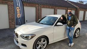 BMW 116i (135 Ch) Pack M VENDU!