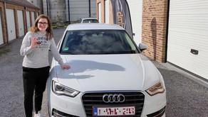 Audi A3 1.6 TDI Attraction VENDU!