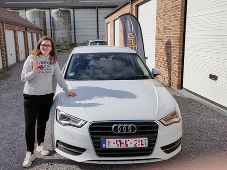 Audi A3 1.6 TDI Attraction VENDU!