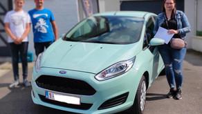 Ford Fiesta 1.0 Trend VENDU!