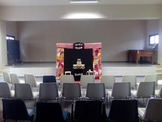 Ameba Cuenta en Centro Social Xenillet (¡otra vez!)