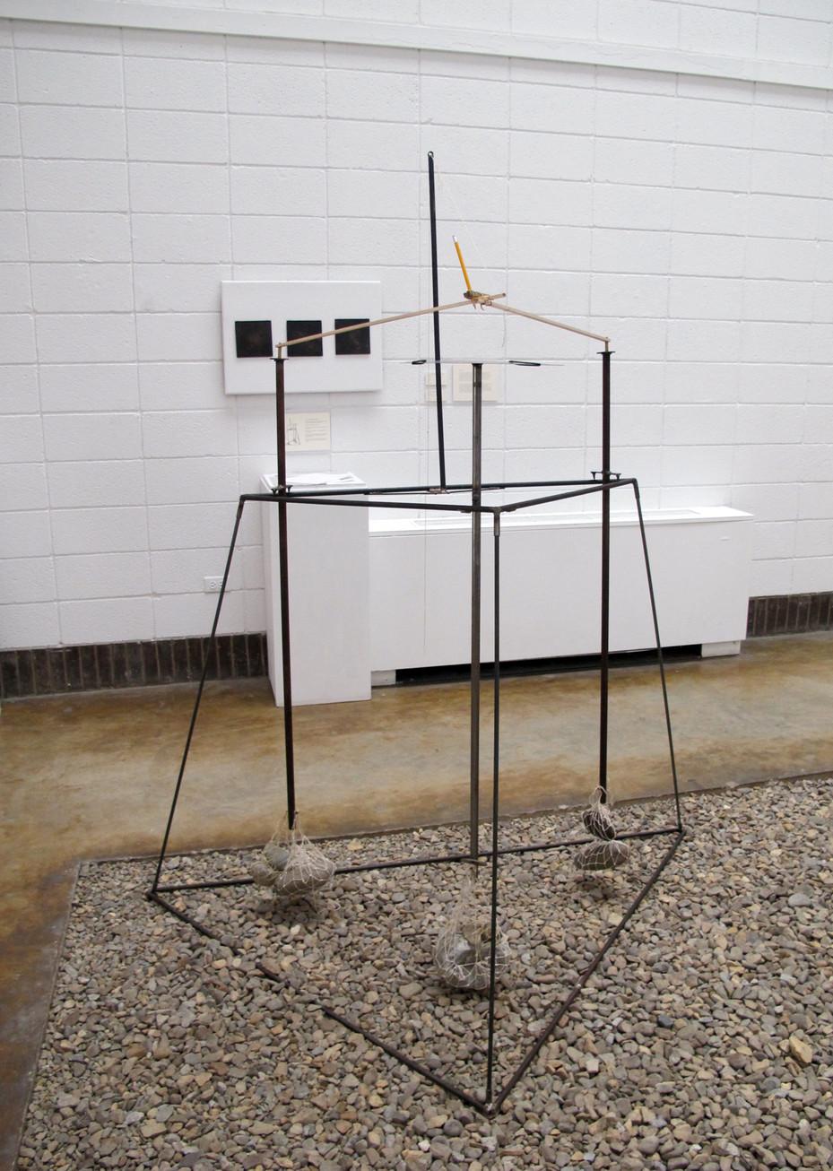 Pendulum Drawing Machine