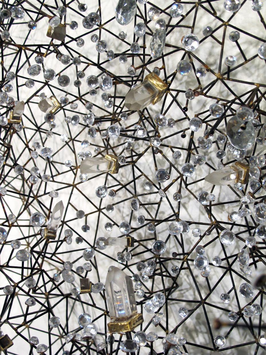 Geode (Bits of Glitz) detail
