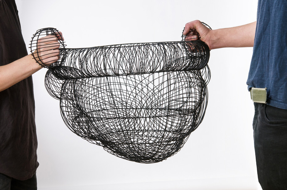 Basket for Two Right Hands
