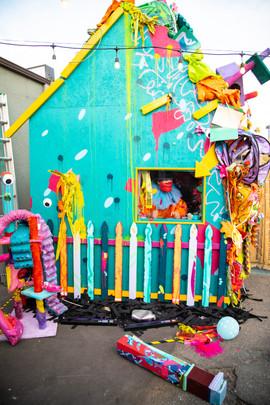Moe Gram_ Clown House_ The Overwhelm