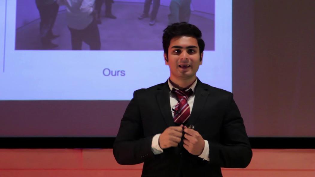 TEDx Talk on revolutionizing Yoga using AI