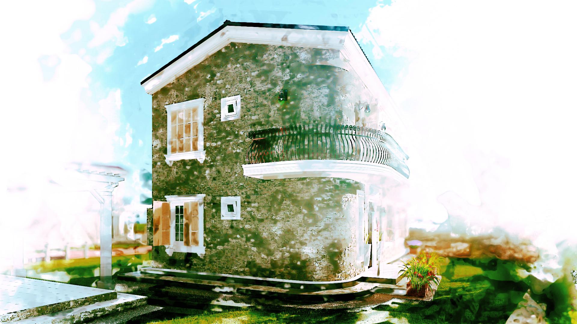 İtalyan Taş Ev 27