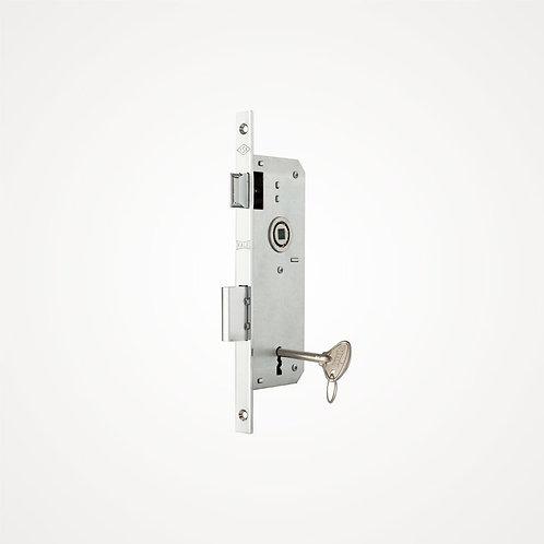 KALE KİLİT 151R3500016 Ekstra Gömme İç Oda Kapı Kilidi Saten 35 mm