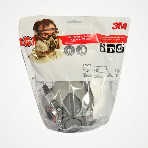 3M Püskürtme Boy İçin Solunum Maskesi