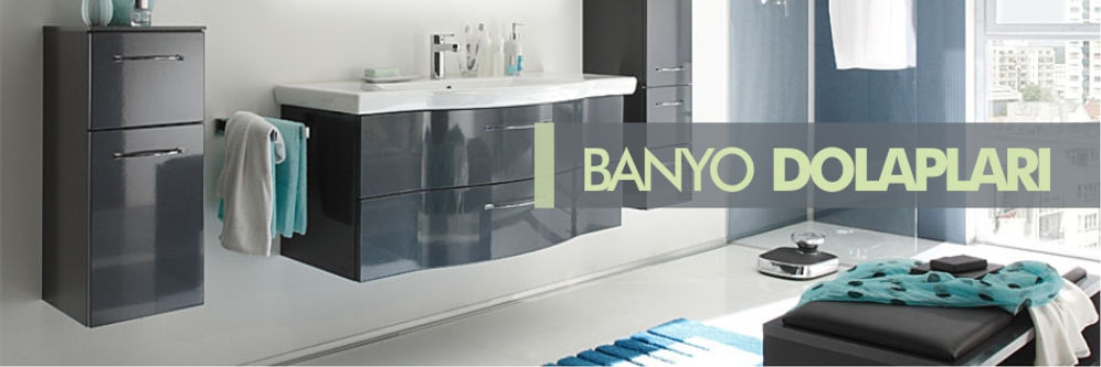 Dana Mühendislik Yapı Market Banyo Dolapları