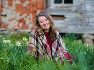 Rylee: Senior Photos: Oxford, Ga
