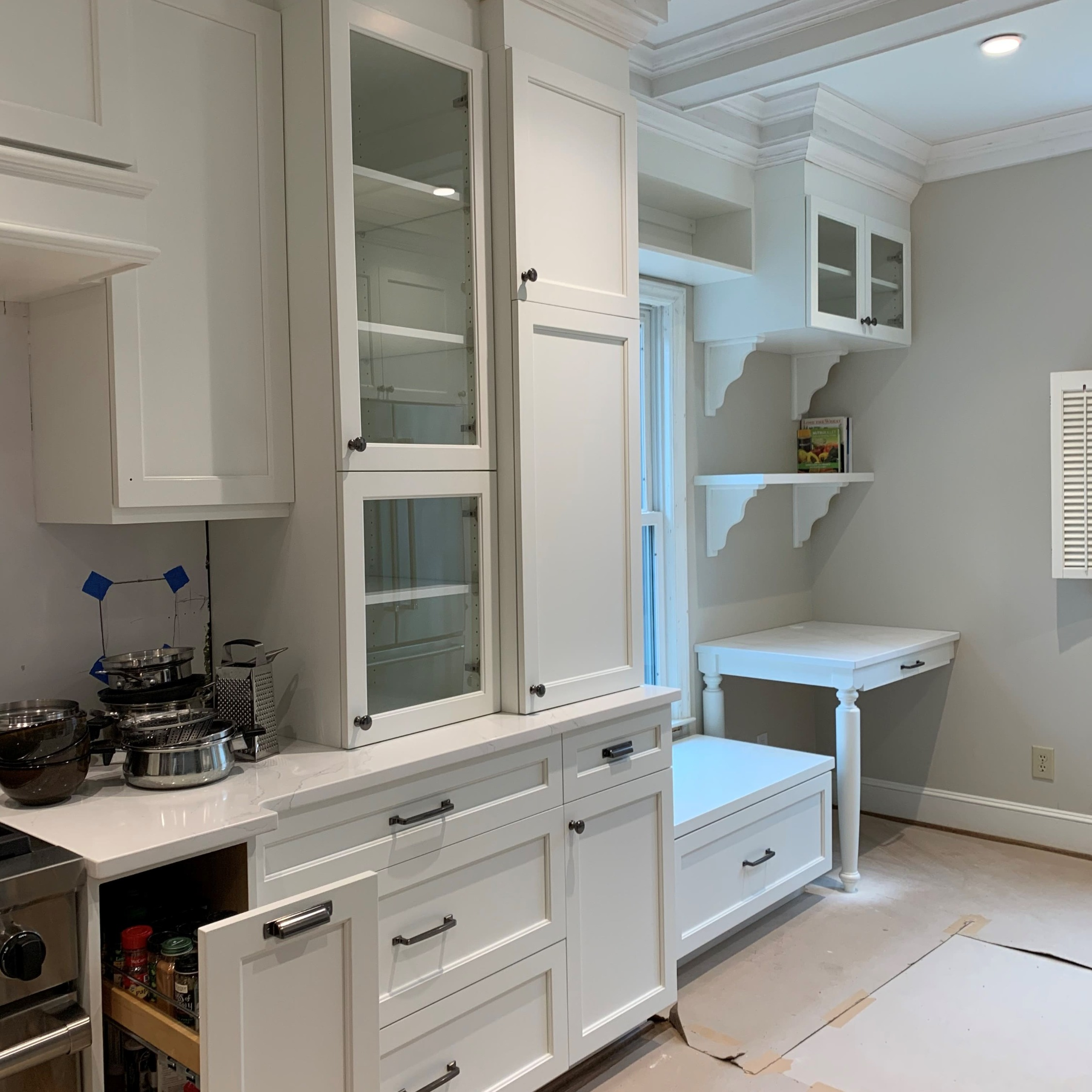 Waxhaw - Custom Kitchen Cabinets