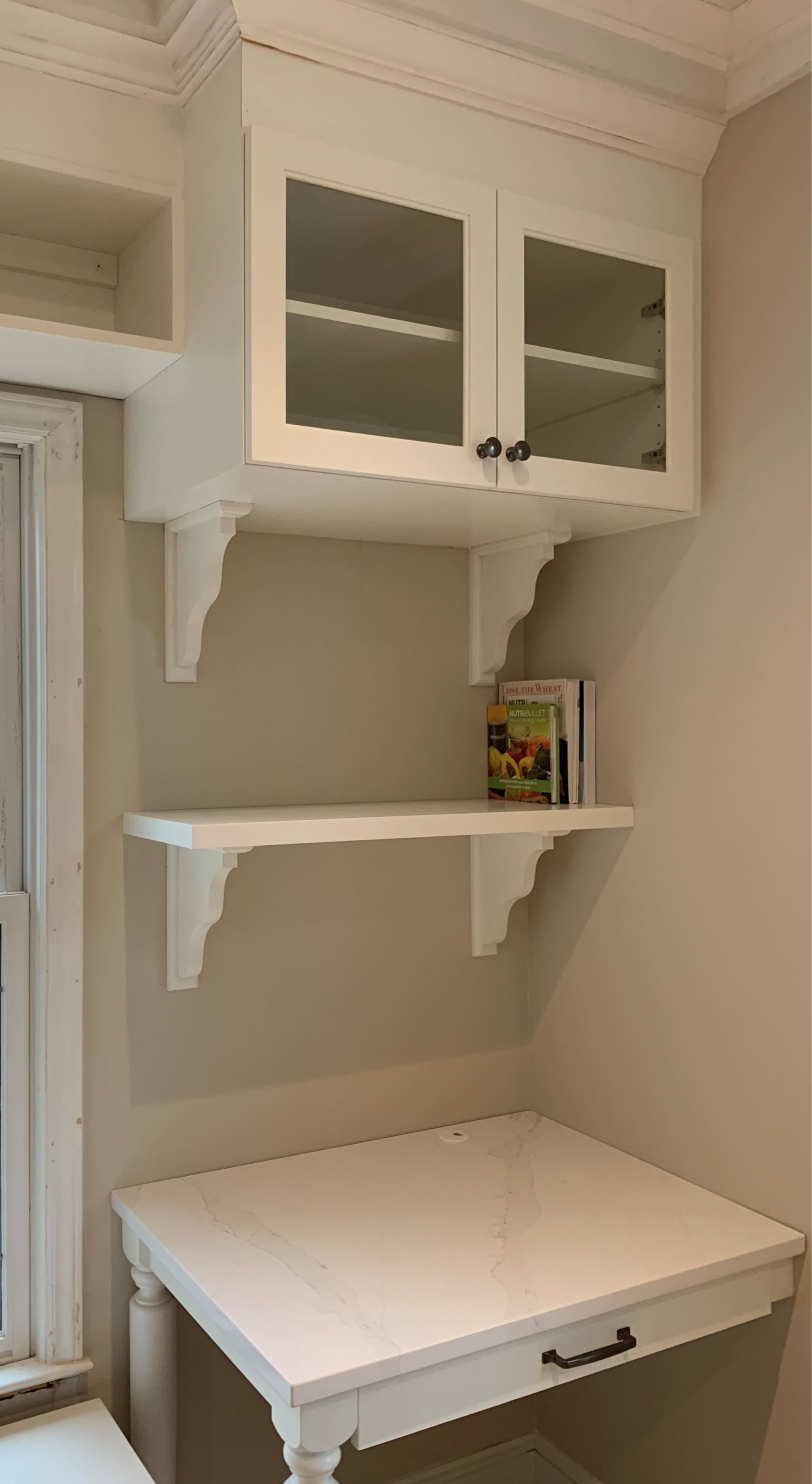 Waxhaw - Custom Floating Shelve