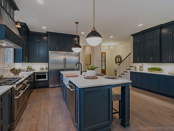 Pike Properties - Custom Kitchen