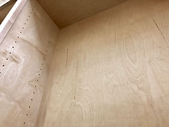 Plywood- Material of Cabinet
