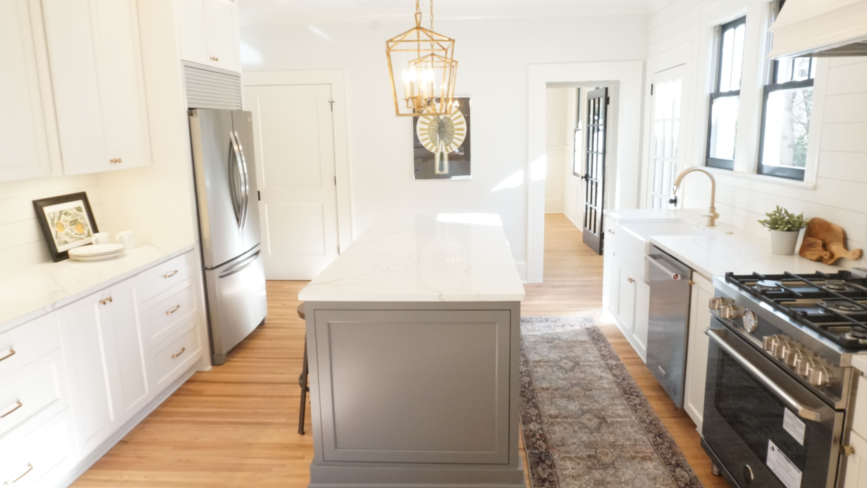 Plaza Midwood - Custom Kitchen