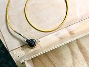 Sanding- Cabinet Process