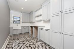 Plaza Midwood 2 - Custom Laundry Room Cabinets