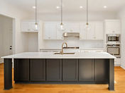 Completed Custom Kitchen