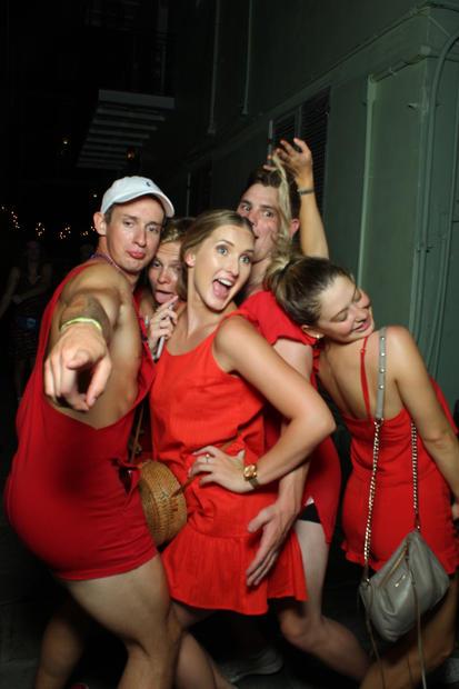 Red Dress Run 2019
