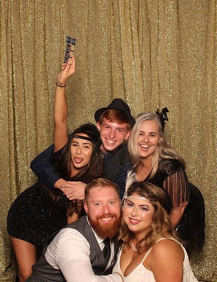 Joe & Rachels Party