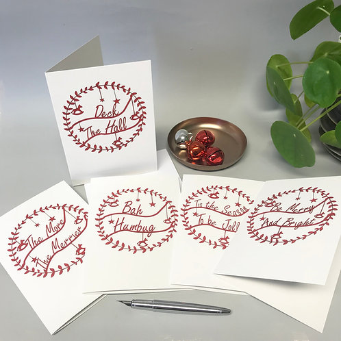 Rockinghorse Charity Christmas Cards