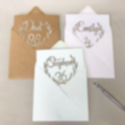 personalised age birthday cards