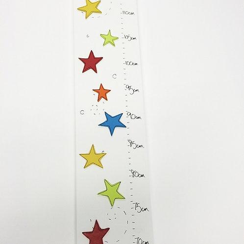 Personalised Children's Height Chart