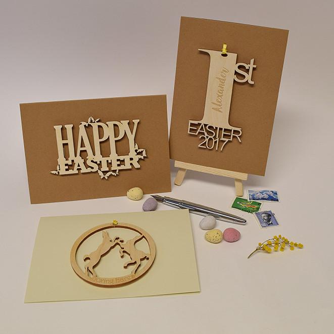personalised Easter keepsakes