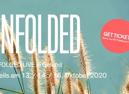 UNFOLDED Live in Gmund