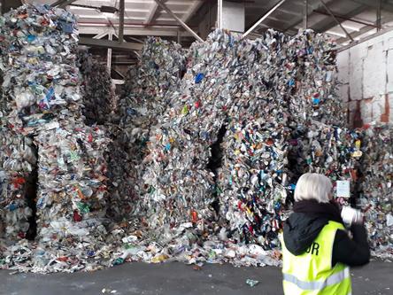 Bremen, 23.1.2020 - Recycling Workshop Jetzt anmelden und mehr erfahren über Sortierung und Recyclin