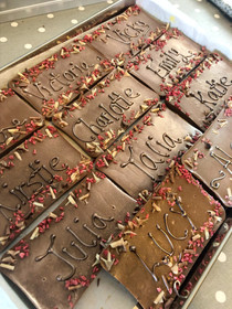 Hen do personalised bars