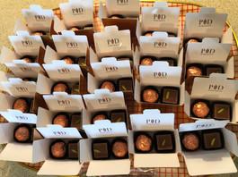 Hen Do indivdual chocolates.jpg